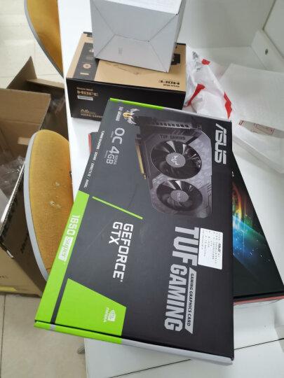 华硕(ASUS)CERBERUS-GeForce GTX1050TI-A4G 1303MHz-1417MHz 全新背板 地狱犬系列gtx1050Ti显卡 晒单图