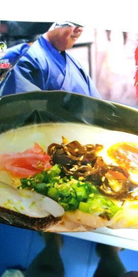味千拉面 儿童猪骨汤日式拉面 230g(2人份 含料包) 速食非油炸方便面 水煮半干挂面 面条面食火锅面 晒单图