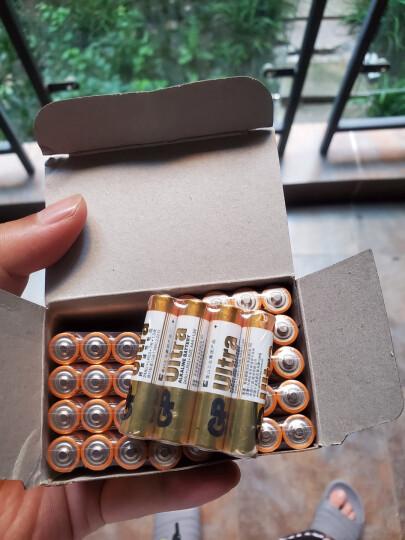 超霸(GP)9号碱性电池25A2粒装 适用于电子玩具/手写笔/蓝牙耳机/医疗仪器/电动工具等 AAAA 晒单图