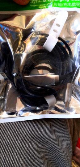 凯普世 Type-C数据线 USB-C安卓手机快充线充电器线 适用华为P30/Mate20Pro/荣耀10小米89 黑色1.2米 晒单图