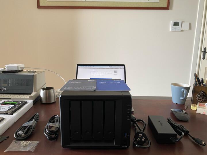 群晖(Synology)DS918+ 四盘位 NAS网络存储服务器 (无内置硬盘) 晒单图
