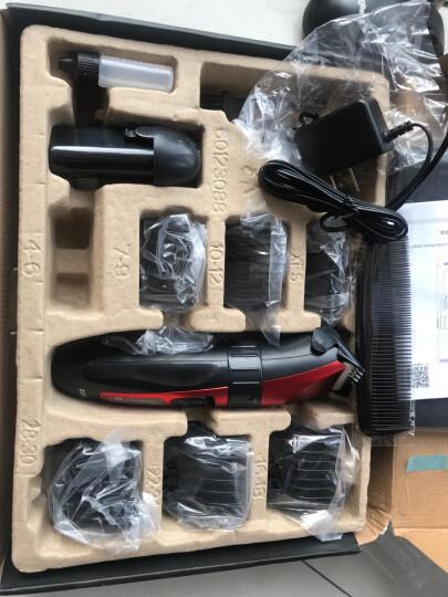奔腾(POVOS)理发器剃头电推子 专业成人家用电推剪儿童婴儿理发剪 双电池续航设计 PW230 晒单图