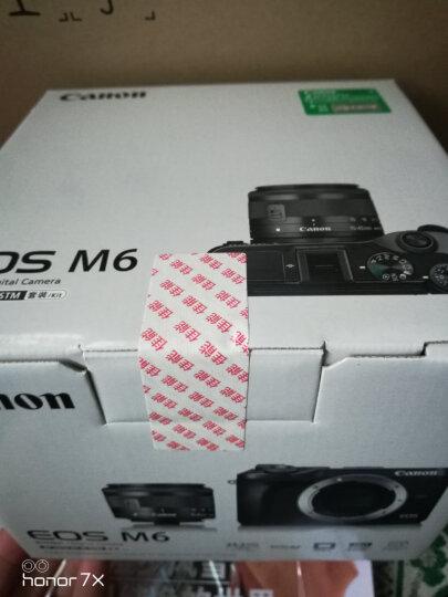 佳能(Canon)EOS M6(15-45镜头)银色微单套机(2420万像素 触控翻转LCD 全像素双核对焦)Vlog视频拍摄 晒单图