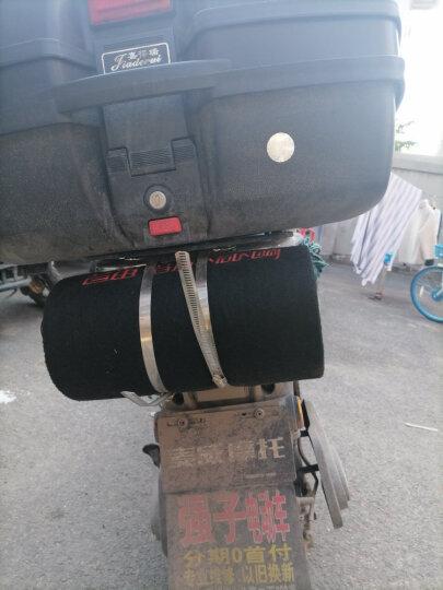 车载低音炮汽车音响12V24V摩托车无线蓝牙重低音货车改装圆筒音箱 10寸内置蓝牙收音12v24V220V 晒单图