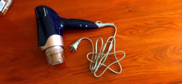 松下(Panasonic)电吹风负离子速干家用小巧便携吹风机 EH-WNE6C双侧矿物质负离子+炫动&扩散风嘴 晒单图