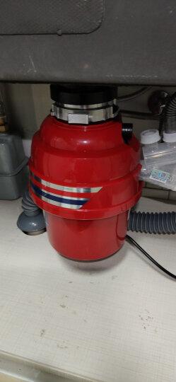 贝克巴斯(BECBAS)垃圾处理器厨房厨余粉碎机 Element40(E40) 晒单图