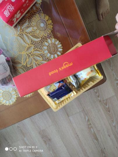 麦吉士(mage's)多种口味蛋糕面包组合早餐零食节日送礼伴手礼盒装搭配180g 小食袋礼盒B 7盒约744g 晒单图