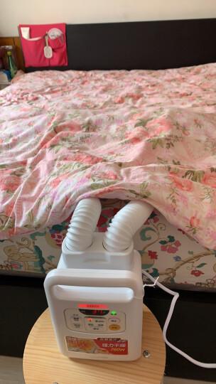 日本爱丽思IRIS烘干机家用干衣机宝宝烘衣机大功率速干衣婴儿衣物风干机酒店烘被机烘鞋机家电 升级版干衣机(珍珠白)+干衣袋 晒单图