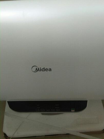 美的(Midea)60升数显 健康抑菌预约洗浴电热水器F6021-X1(S) 晒单图