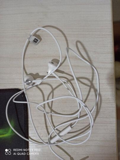 小米双单元半入耳式耳机 白色 动圈+陶瓷喇叭双单元声学架构 高韧性线材+微机电麦克风线控 晒单图