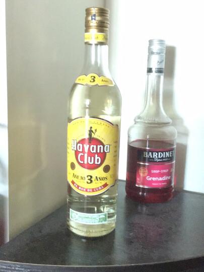 酒牧旗舰店 哈瓦纳(Havana)哈瓦那俱乐部朗姆酒 古巴原装进口洋酒烈酒基酒 一瓶一码 3年朗姆酒 700ml 晒单图