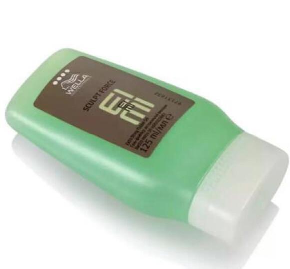 威娜(WELLA)德国威娜酷凝胶125ml瞬间定型 持久定型啫喱膏蓬松发蜡造型  进口 晒单图