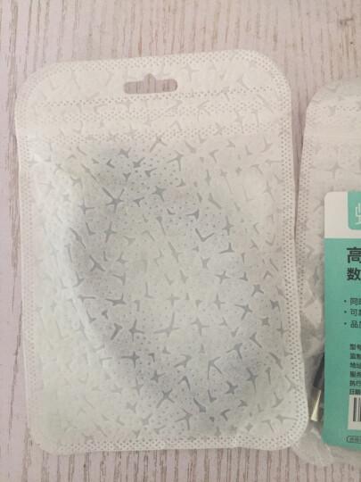 蜂翼 【2件装】Type-C数据线 手机充电器线电源线/充电线 1.5米白色 支持华为P9/mate9麦芒5/荣耀V8/乐视 晒单图
