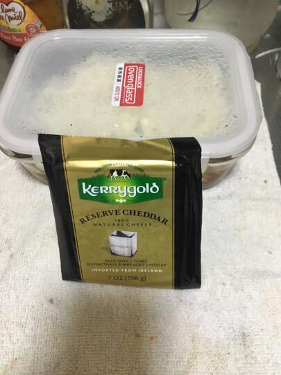 金凯利(KERRYGOLD)陈年切达奶酪 爱尔兰风味 198g(干酪) 晒单图