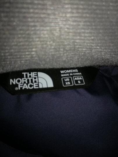 【经典款】TheNorthFace北面秋冬户外长款女北面羽绒服外套|3CGQ D3R/蓝色 XL 晒单图