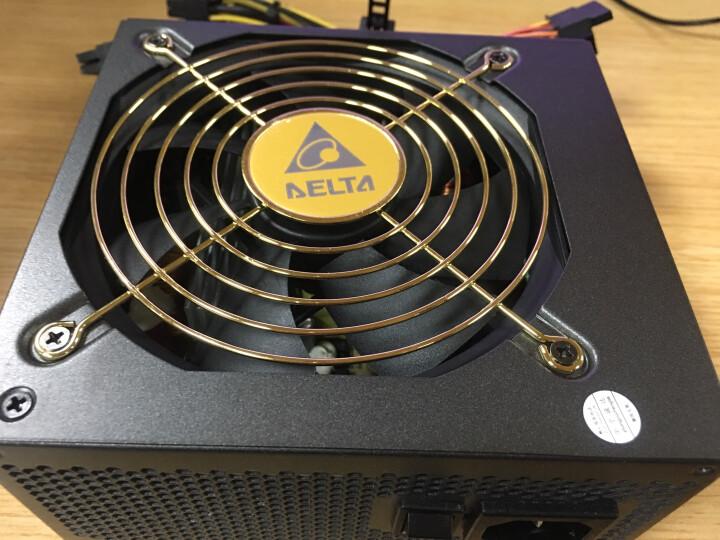 台达(Delta)额定650W NX650游戏主机电源(80PLUS铜牌认证/五年质保/GPS-650FB支持背线) 晒单图