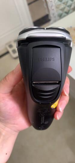 飞利浦(PHILIPS)电动剃须刀刮胡刀干湿双剃可水洗胡须刀AT800 晒单图