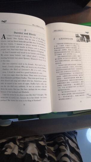 书虫·牛津英汉双语读物:1级(上 适合初一、初二年级 附光盘)  晒单图