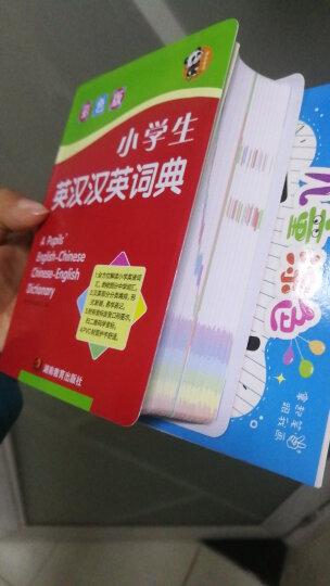 小学生多功能词语词典(彩色版) 晒单图