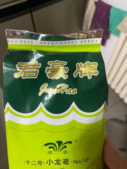 (贈同仁堂苦荞茶7g*2袋)君豪茶叶 养生茶 茉莉花茶叶高香 老北京茶叶 毛尖10号250g 晒单图