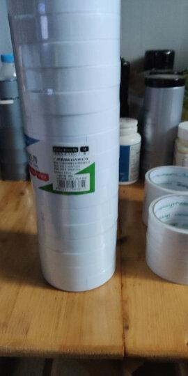 广博(GuangBo)24卷装12mm*10y双面胶带棉纸两面胶布办公用品SM-9 晒单图