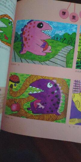 佳翼少儿美术圆角系列教程·油画棒(初级篇) 晒单图