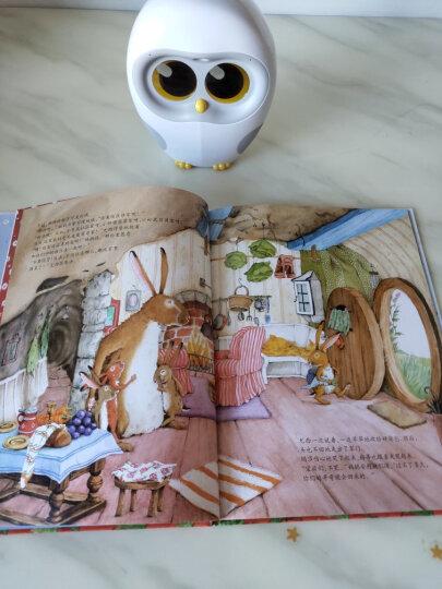 物灵(Ling)早教机 卢卡Luka绘本机器人 故事机 智能机器人 绘本故事机 儿歌故事国学 亲子互动luca 晒单图