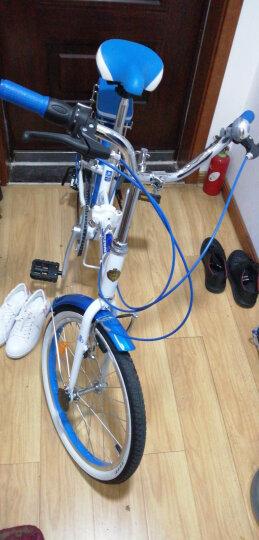 永久7变速折叠自行车铝合金车架男女式成人轻便男孩女孩学生单车城市通勤车 晒单图