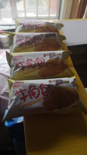 达利园 牛角包芝士味240g手撕面包零食早餐蛋糕 晒单图