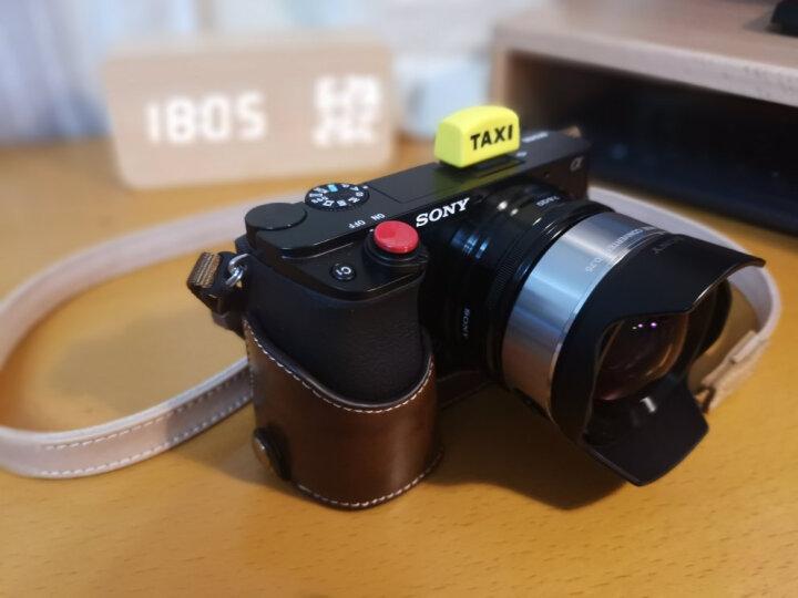 索尼(SONY)E 20mm F2.8 APS-C画幅广角定焦微单相机镜头 E卡口(SEL20F28)街拍 室内 夜景 风光 晒单图