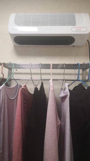 格力(GREE) 暖风机家用壁挂取暖器防水居浴两用电暖气浴室卧室速热遥控节能暖电暖器  NBFC-X6021B[遥控款] 晒单图