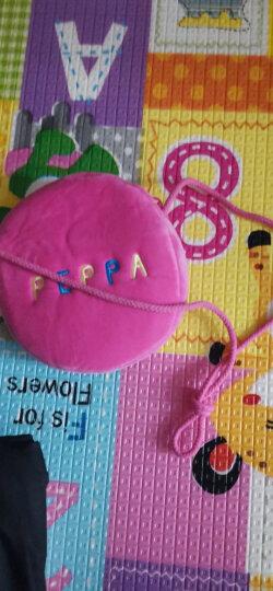 冠铭优品男孩女孩玩具书包挂件手持玩偶3-6岁幼儿园礼品佩琪小猪生日礼物女朋友信物女儿包包个性礼物 19cm佩奇的小熊 晒单图