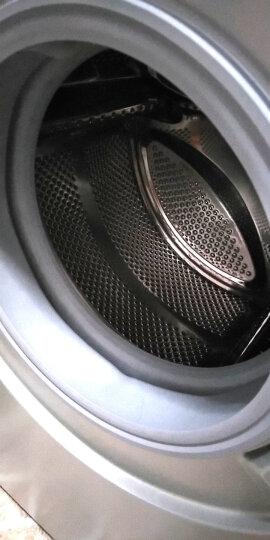 西门子(SIEMENS) 8公斤 变频滚筒洗衣机 防过敏程序  快洗15' 高温筒清洁 XQG80-WM10N1C80W 晒单图