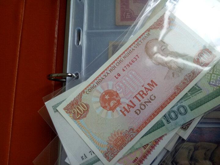 【甲源文化】亚洲-全新UNC 越南纸币  1987-94年 稀少老版 外国钱币收藏套装 已退出流通 10枚(100-100000盾)大全套 晒单图