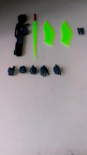 万代(BANDAI)高达模型 RG敢达拼装玩具 1/144 系列 RG 29 沙扎比/沙煞比【送支架】 晒单图