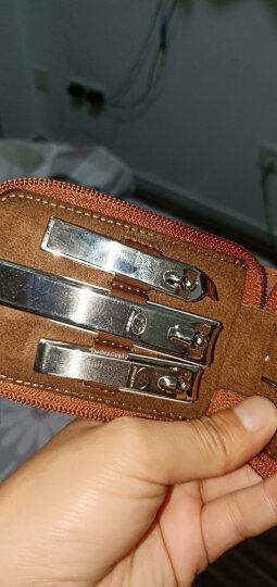 777指甲刀套装 指甲剪钳修容修甲组合7件套TS-1539鳄鱼纹 晒单图