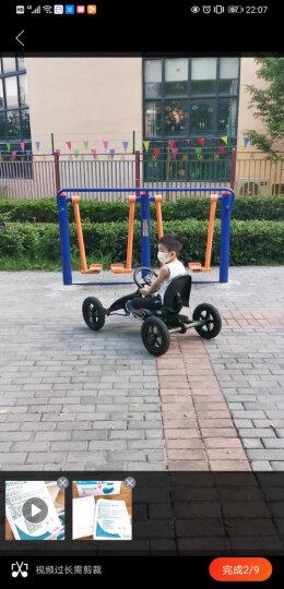 BERG 荷兰品牌儿童卡丁车四轮自行车脚踏车钢结构3~8岁 JEEP授权 晒单图