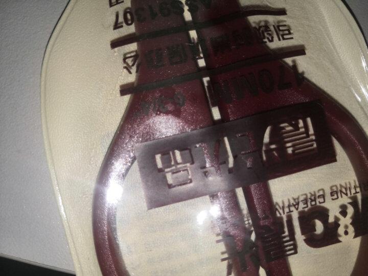 晨光(M&G)文具170mm办公剪刀 学生手工剪纸刀家用剪子 单把装颜色随机ASS91307 晒单图