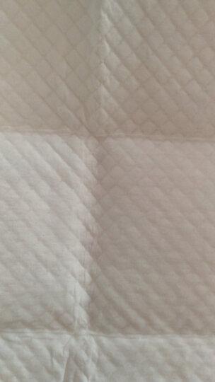 【官方直销】德佑 婴儿隔尿垫一次性护理垫新生儿宝宝床垫透气纸尿垫 2代金装46片装(3-6个月/33*45CM) 晒单图