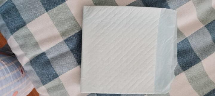 子初婴儿隔尿垫巾 宝宝纸尿垫护理垫新生儿床单儿童一次性床垫20片*10包 33*45cm 晒单图