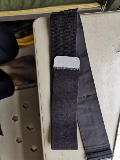 曼哥夫(Mangrove) 腰包跑步手机包多功能男女运动腰包防汗贴身隐形手机腰包登山骑行健身瑜伽腰包 双色灰 均码 晒单图