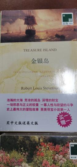 双语译林:金银岛(附英文原版1本) 晒单图