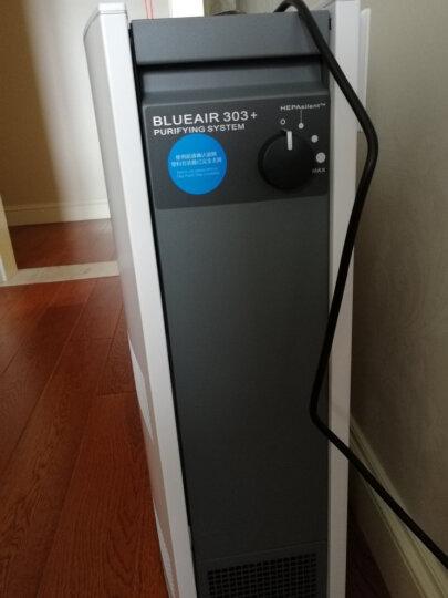 布鲁雅尔Blueair空气净化器303+ 京品家电 家用办公 室内轻音 去除甲醛 除菌 除雾霾 除VOC 除异味 晒单图
