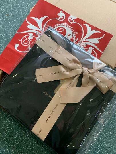 【顺丰配送】魔吻(AMOVO)黑巧克力棒棒糖礼盒万圣节糖果生日礼物情人节送女友男友顺 晒单图