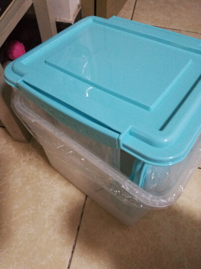 HAIXIN海兴冰箱收纳盒多功能食物保鲜盒透明塑料鸡蛋盒抽屉收纳储物盒水果蔬菜杂粮百纳箱 晒单图