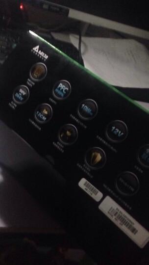 台达(Delta)额定550W NX550游戏主机电源(80PLUS铜牌认证/五年质保/12CM温控静音风扇/支持背线) 晒单图
