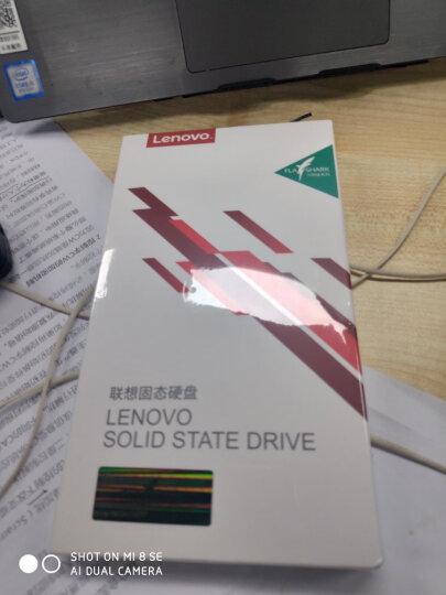 联想(Lenovo) SSD固态硬盘 120GB SATA3.0接口 SL700闪电鲨系列 原装正品 提升电脑性能 秒速开机 晒单图