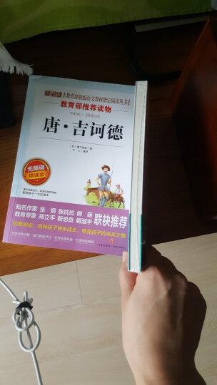 在人间/语文新课标必读丛书分级课外阅读青少版(无障碍阅读彩插本) 晒单图