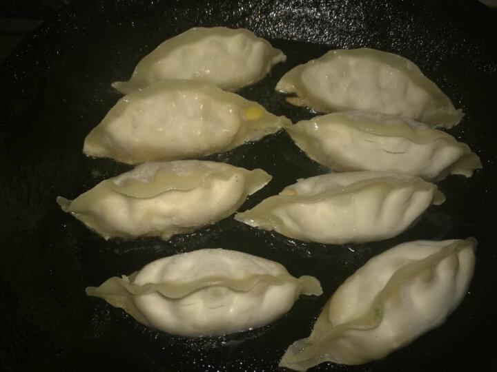 圃美多 冰花脆皮煎饺 泡菜味 350g(早餐 辣白菜 饺子 蒸饺) 晒单图