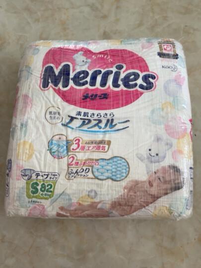 花王妙而舒Merries婴儿学步裤 M58片(6-11kg)中号婴儿拉拉裤(日本进口) 晒单图